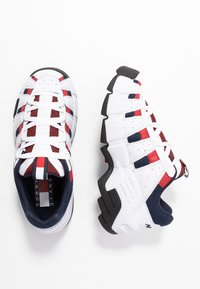 Tommy Jeans - JAWZ  - Trainers - red/white/blue - 3