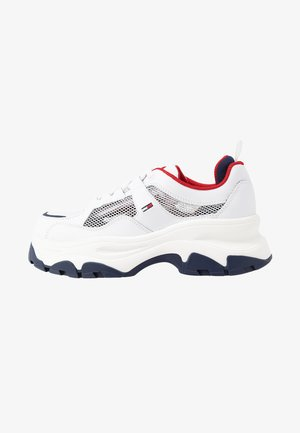ELLE - Trainers - red/white/blue