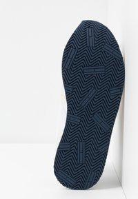 Tommy Jeans - FLATFORM RUNNER COLOUR SNEAKER - Baskets basses - red/white/blue - 6