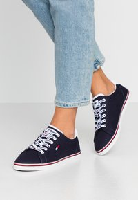 Tommy Jeans - HAZEL  - Trainers - twilight navy - 0