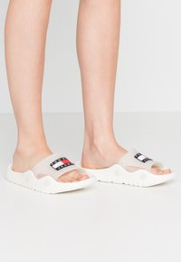 Tommy Jeans - FREEDOM  - Badslippers - white - 0
