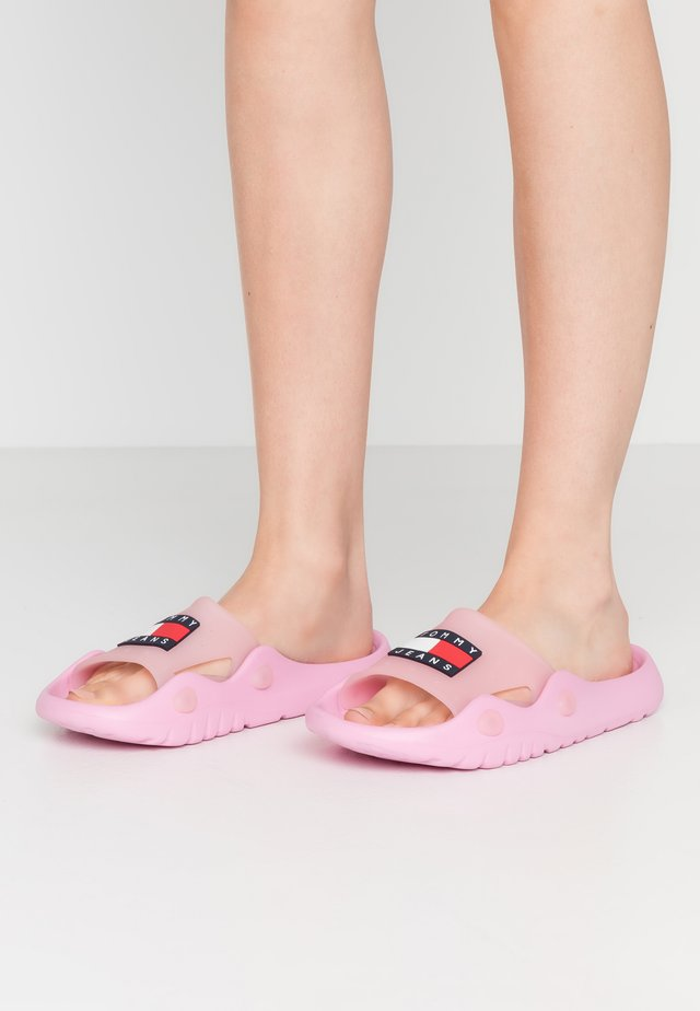 FREEDOM  - Sandali da bagno - pink daisy