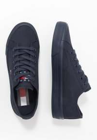 Tommy Jeans - LONG LACE UP - Sneakersy niskie - twilight navy - 3