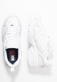 Tommy Jeans - HERITAGE  - Sneakers - white - 3