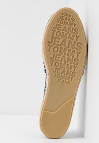 Tommy Jeans - CHUNKY TAPE ESPADRILLE - Espadrilles - twilight navy - 6