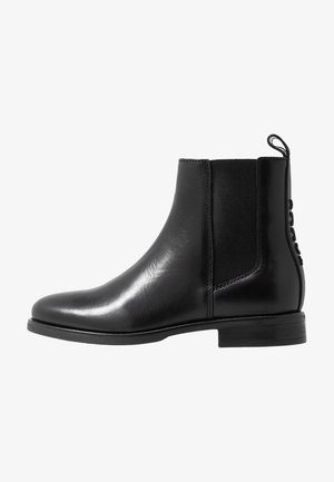 GENNY 20A1 - Korte laarzen - black