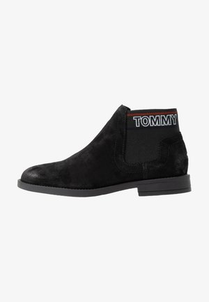 GETTY 5B - Kotníková obuv - black