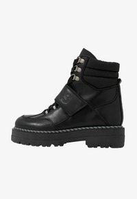Tommy Jeans - ELEVEN 2C - Cowboystøvletter - black - 1