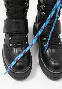 Tommy Jeans - ELEVEN 2C - Cowboystøvletter - black - 7