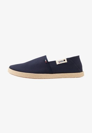 SUMMER SHOE - Espadrilles - blue