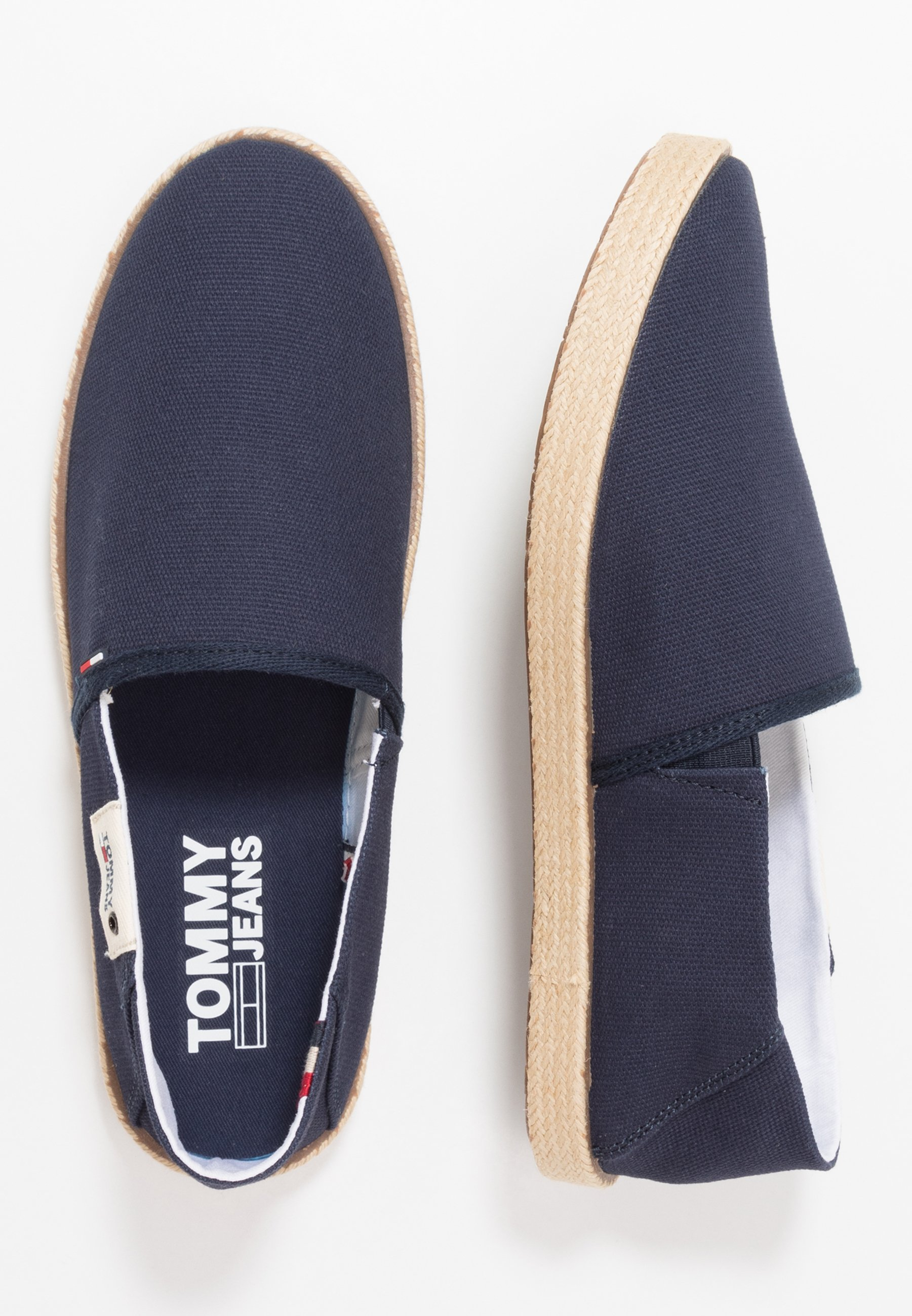 Tommy Jeans Summer Shoe - Espadrilles Blue