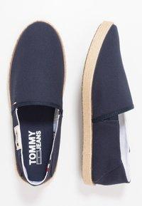 Tommy Jeans - SUMMER SHOE - Espadrilles - blue - 1