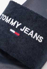 Tommy Jeans - SLIDE - Sandaler - blue - 5