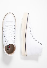 Tommy Jeans - HIGHTOP - Baskets montantes - white - 1