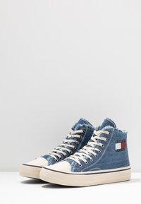 Tommy Jeans - HIGHTOP - Zapatillas altas - denim - 2