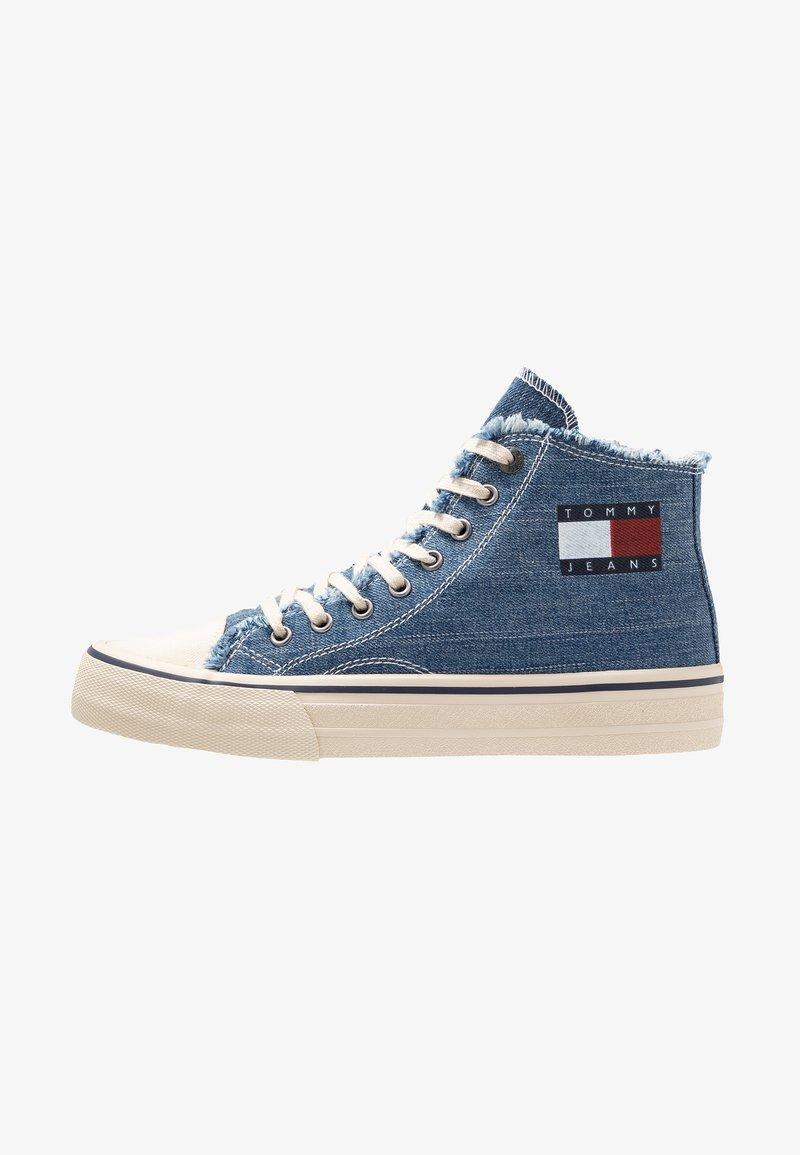 Tommy Jeans - HIGHTOP - Zapatillas altas - denim