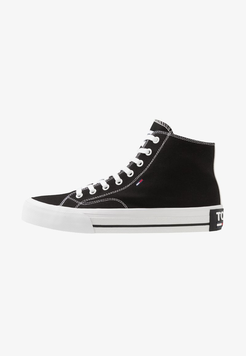 Tommy Jeans - CLASSIC MID - Sneakers high - black