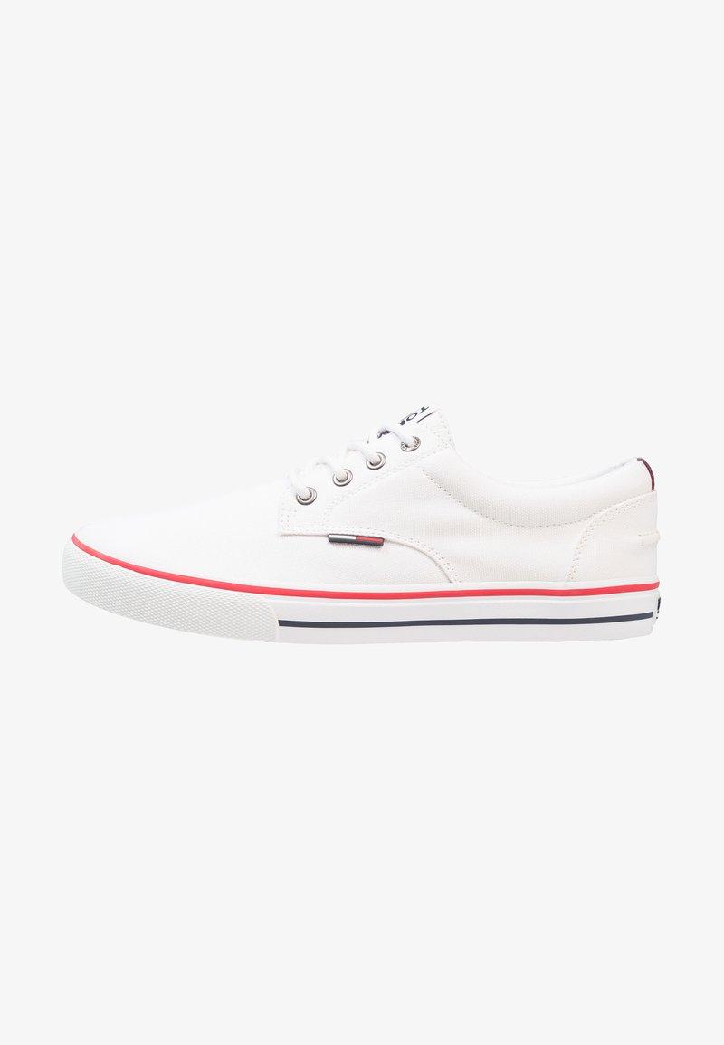 Tommy Jeans - Sneakersy niskie - white