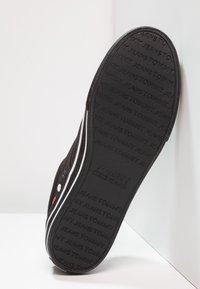 Tommy Jeans - Sneakersy niskie - black - 4