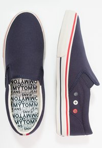 Tommy Jeans - Slip-ons - ink - 1