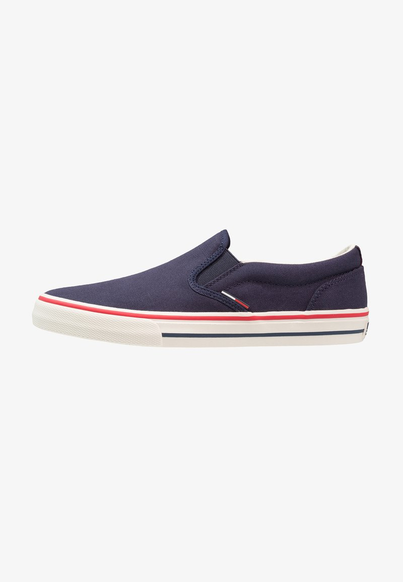 Tommy Jeans - Slip-ons - ink