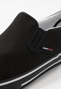 Tommy Jeans - Slipper - black - 5