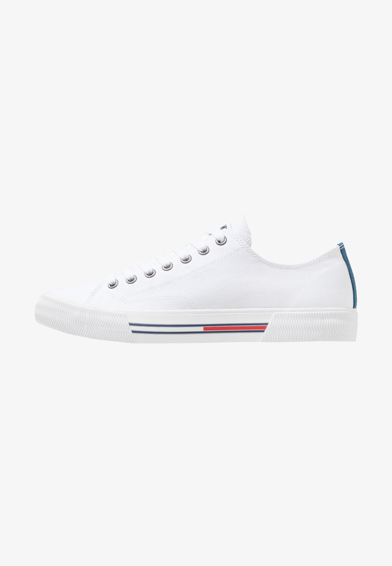 Tommy Jeans - CLASSIC - Trainers - white