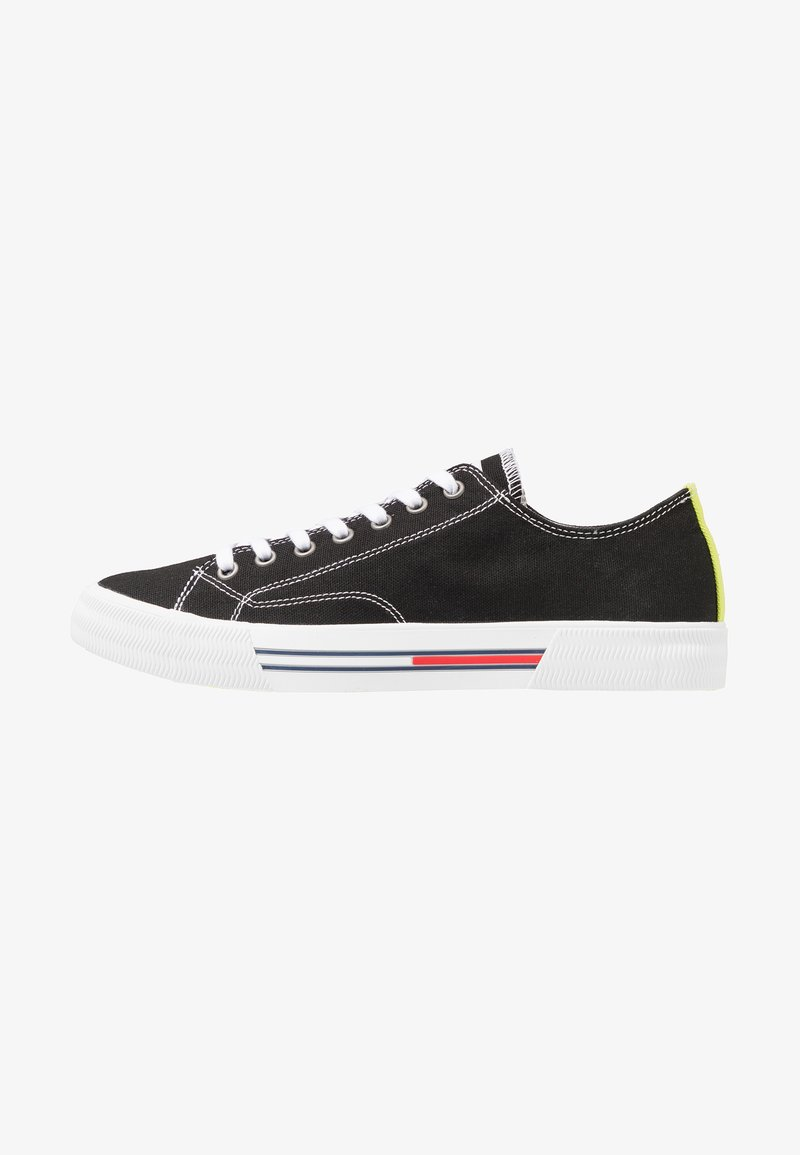Tommy Jeans - CLASSIC - Sneakersy niskie - black