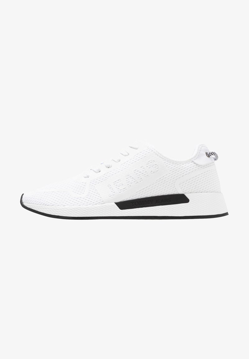 Tommy Jeans - TECHNICAL DETAILS FLEXI - Sneakers - white
