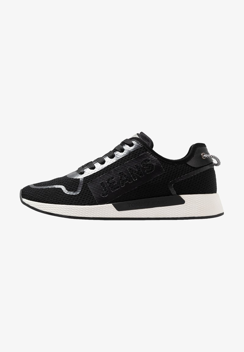 Tommy Jeans - TECHNICAL DETAILS FLEXI - Sneakers basse - black