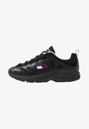 RETRO - Sneakers basse - black
