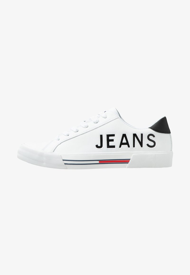 Tommy Jeans - CUT OUT  - Joggesko - white