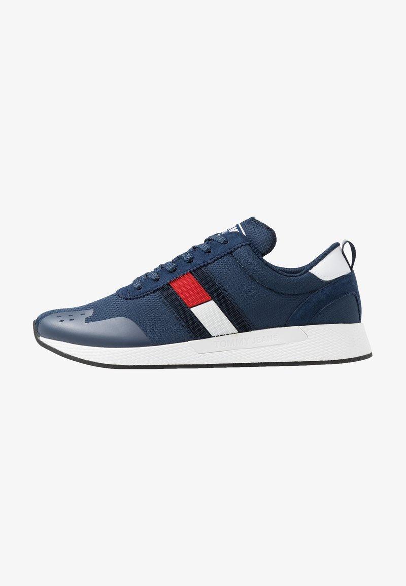 Tommy Jeans - FLAG FLEXI  - Zapatillas - dark blue