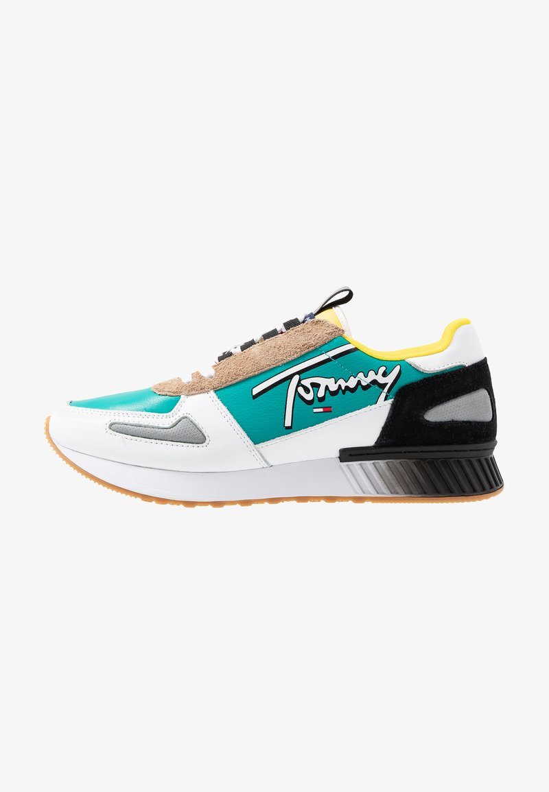 Tommy Jeans - LIFESTYLE - Zapatillas - white
