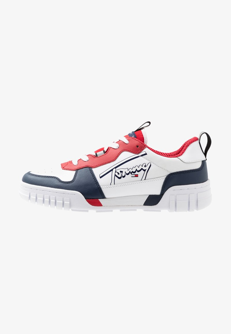 Tommy Jeans - SIGNATURE  - Zapatillas - red