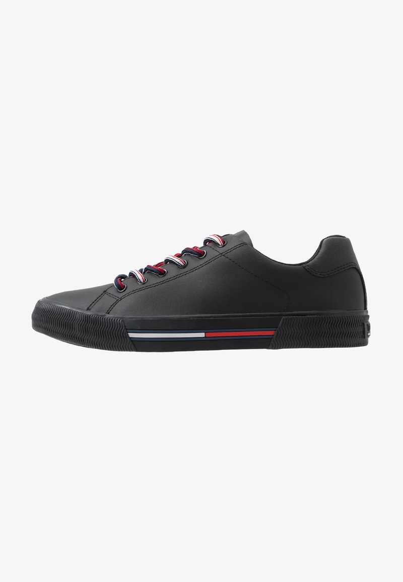 Tommy Jeans - ESSENTIAL - Trainers - black
