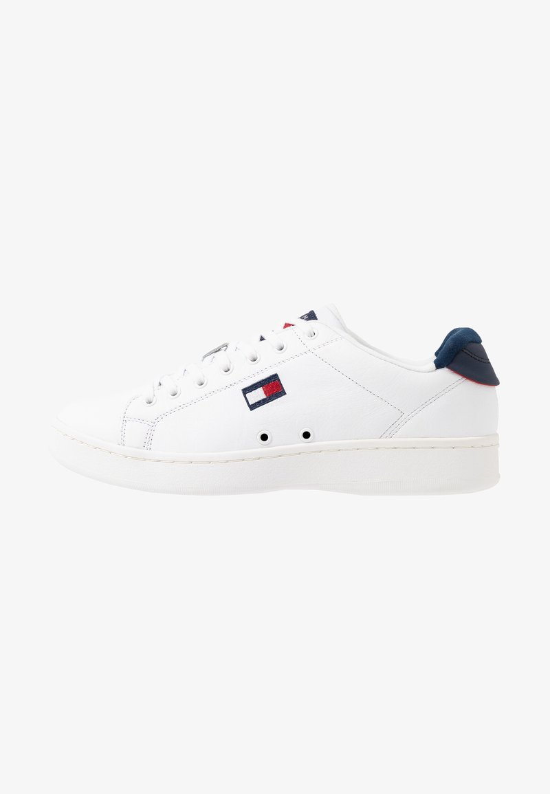Tommy Jeans - CUPSOLE HERITAGE  - Trainers - white