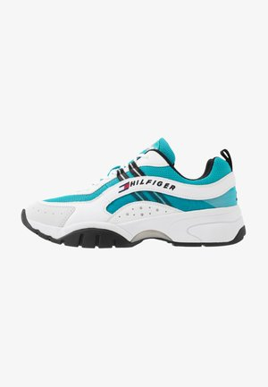 HERITAGE RUNNER - Sneakers laag - blue