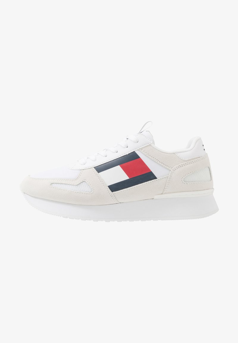 Tommy Jeans - LIFESTYLE RUNNER - Sneakers - white