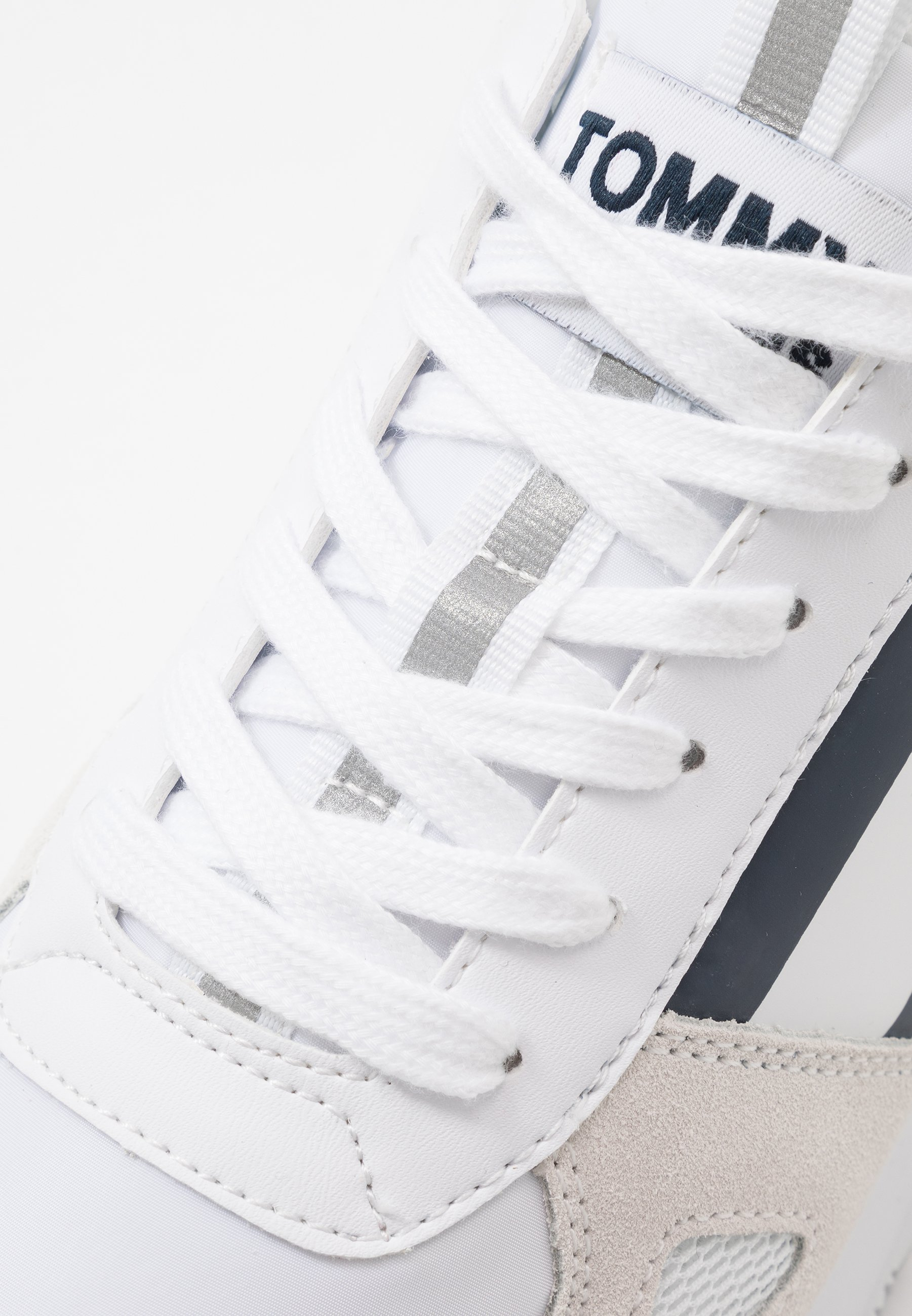 Tommy Jeans Lifestyle Runner - Sneakers White