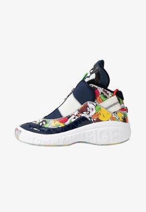 LOONEY TUNES RUNNER - Höga sneakers - multicolor
