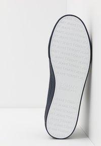 Tommy Jeans - LONG LACE UP - Sneakersy niskie - blue - 4