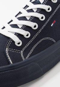 Tommy Jeans - LONG LACE UP - Sneakersy niskie - blue - 5