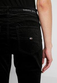 Tommy Jeans - HIGH RISE SUPER - Pantalon classique - black - 5