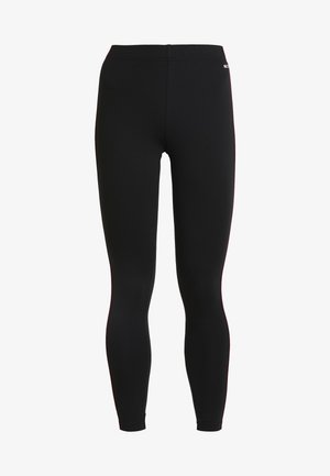 TAPE DETAIL - Leggings - tommy black