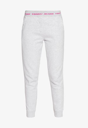 BRANDED WAISTBAND PANT - Spodnie treningowe - pale grey heather