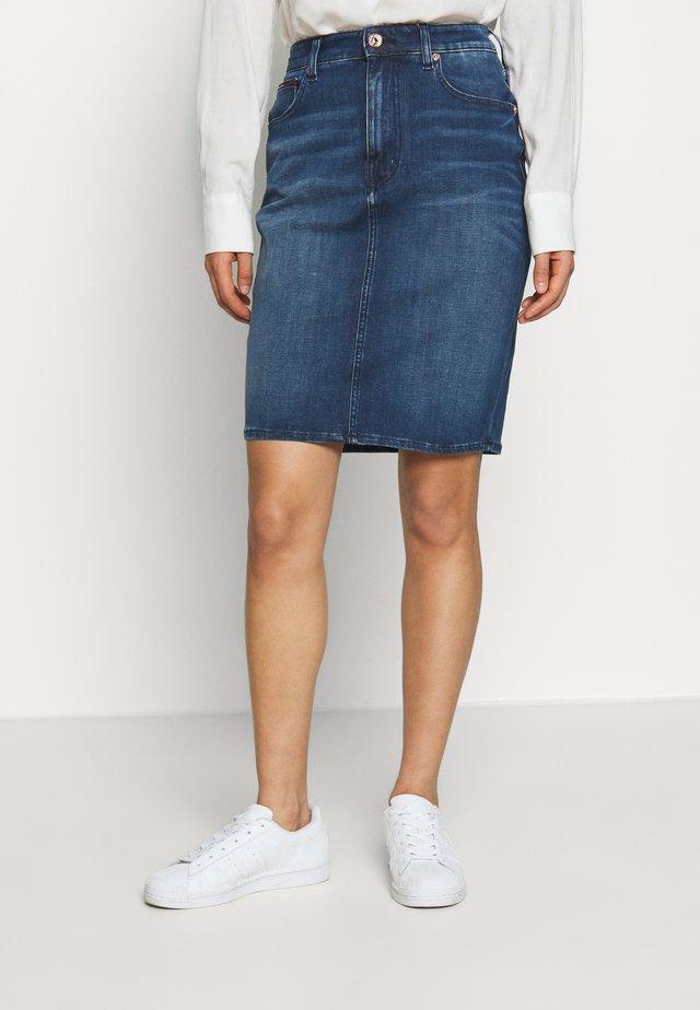HIGH WAIST SKIRT  - Pencil skirt - dynamic avery