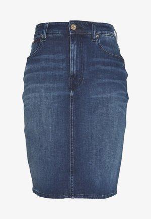 HIGH WAIST SKIRT  - Pouzdrová sukně - dynamic avery