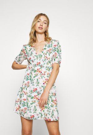 SUMMER FITFLARE DRESS - Sukienka letnia - hawaii