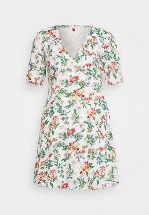 SUMMER FITFLARE DRESS - Korte jurk - hawaii